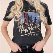 ★TOMMY JEANS★ ヴィンテージ ロゴ Tシャツ