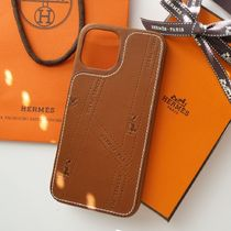 HERMES∞すぐ届く∞国内発∞激レア!ボルデュックiphoneケース