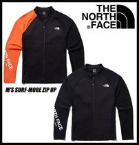 【THE NORTH FACE】M'S SURF-MORE ZIP UP ★ ラッシュガード