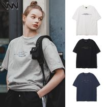 WV PROJECT★Classical Short Sleeve T-Shirts MJST7507 4色