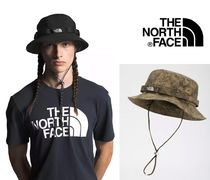 【THE NORTH FACE】Class V Brimmer サファリハット 帽子 ロゴ
