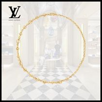 Louis Vuitton(ルイヴィトン)CRAZY IN LOCK NECKLACE Gold