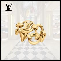 Louis Vuitton(ルイヴィトン)CRAZY IN LOCK RING Gold