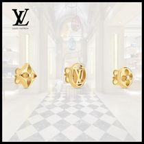 Louis Vuitton(ルイヴィトン)CRAZY IN LOCK EARRINGS SET Gold