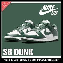 "☆入手困難!激レア!NIKE DUNK LOW ""TEAM GREEN"""