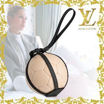 LOUIS VUITTON サッカーボール ルイヴィトン 革