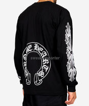 CHROME HEARTS(クロムハーツ) Tシャツ・カットソー 【Chrome Hearts】 CL-3 Long Sleeve Tee ロンT