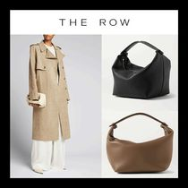 The Row Les Bains Small leather tote レザーバック トート