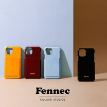 [Fennec] ★韓国人気★ iPhone 11pro レザーカードケース 6color