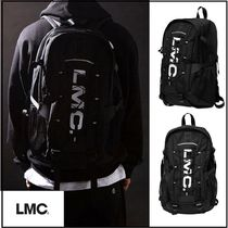 【LMC】SYSTEM CHIFLEY BACKPACK [韓国人気/バックパック]