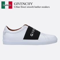 Givenchy Urban Street smooth leather sneakers