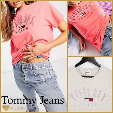 【Tommy Jeans】*半袖ロゴTシャツ*