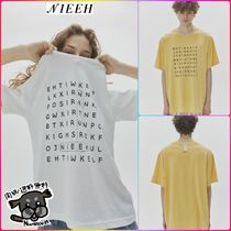 【NIEEH】21SS NH NATURE T-SHIRT 2Color