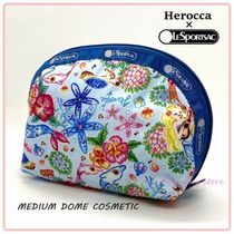 Herocca×LeSportsac◆ハワイ限定 8170 MEDIUM DOME COSMETIC