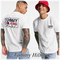 【Tommy Hilfiger】Tommy Jeans 半袖 NY ロゴ Tシャツ