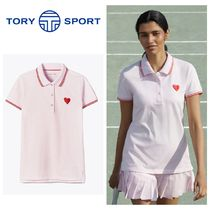 【TORY SPORT】人気●ポロシャツ●PERFORMANCE PIQUE HEART POLO