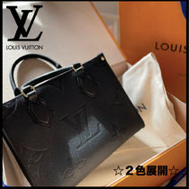 【Louis Vuitton直営買付】オンザゴー PM バッグ