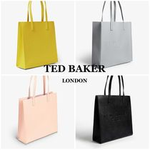 TED BAKER(テッドベーカー) トートバッグ ◇TED BAKER Icon トートバッグ ラージ 通勤通学 A4バッグ◇