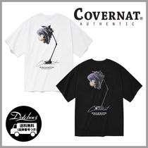 COVERNAT FLOWER STAND T-SHIRTS AB329  追跡付