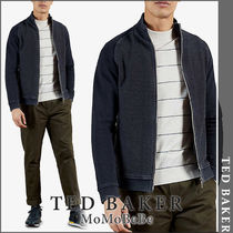 TED BAKER(テッドベーカー) ブルゾン 【国内発送・関税込】TED BAKER ファンネルネックジャケット
