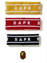 【A BATHING APE】BAPE HEADBAND 全3色 要在庫確認