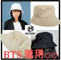 ★BTS着用★関税込★MACK BARRY★clothes pin bucket HA.T★