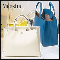 【Valextra】21SS brera soft tote large 2Colorsトートバッグ