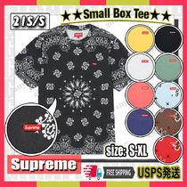 【21SS】SUPREME Small Box S/S Top Tee [追跡付き]
