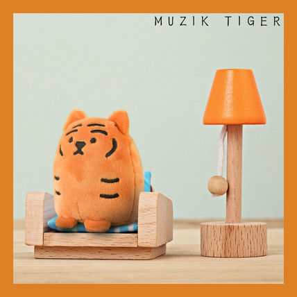 【MUZIK TIGER】Tiger Stress Ball [Squiz Ball]