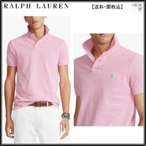 RalphLauren ポロシャツ☆ Custom Slim Polo Shirt