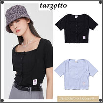 TARGETTO SEOULのLAYERED RIBBED CARDIGAN 全2色