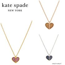 kate spade new york Heritage Spade Necklace ネックレス