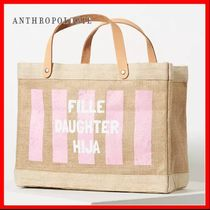 ★関税込み★Anthropologie 親子コーデ  Daughter Tote Bag★