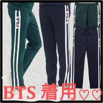 ★BTS着用★関税込★FILA★POINT DETAIL TRACK PANT.S★パンツ★