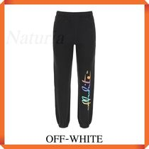 Off-white Rainbow Logo Jogging Trousers