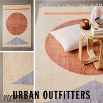 [Urban Outfitters]  Raina Brushed Rug ラグ  152×213cm