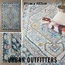 [Urban Outfitters]  Cyrus Medallion Tufted ラグ  91×152cm