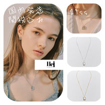 韓国 Hei【HIGHLIGHT , LOVELYZ 着用】 mirror pendant necklace