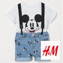 H&M☆TOPS&SHORTS2点セット★