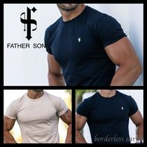 Father & Sons(ファザーアンドサンズ) Tシャツ・カットソー 300着限定!【Father&Sons】柔らか高品質☆半袖Tシャツ/送関込