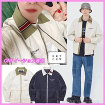 ☆ONF イーション着用☆ROMANTIC CROWN☆RMTCRW FIELD JACKET☆
