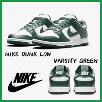【希少】NIKE DUNK LOW VARSITY GREEN
