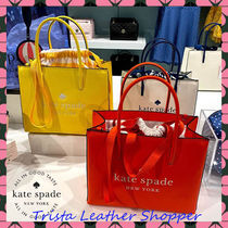 Kate Spade★NEW!Trista Leather Shopper 2wayトート♪WKR00384