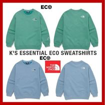 [THE NORTH FACE] K'S ESSENTIAL ECO SWEATSHIRTS★人気★