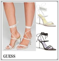 GUESS*MARCIANOコレクション*Lace-Up Heeled Sandal*美脚♪
