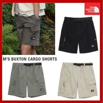 [THE NORTH FACE] M'S BUXTON CARGO SHORTS★人気★