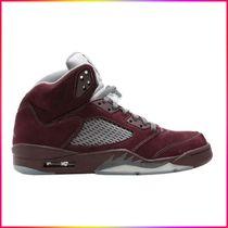 Nike Air Jordan 5 Retro LS 'Burgundy'