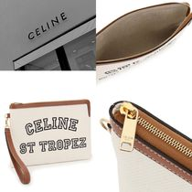 【CELINE】新作☆ サントロペ プリント Small ポーチ*