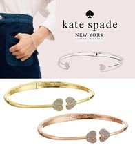 kate spade new york Heart to Heart Open ブレスレット