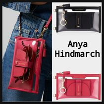 【Anya Hindmarch】UK発 Everything/エブリシング ポーチ 2色